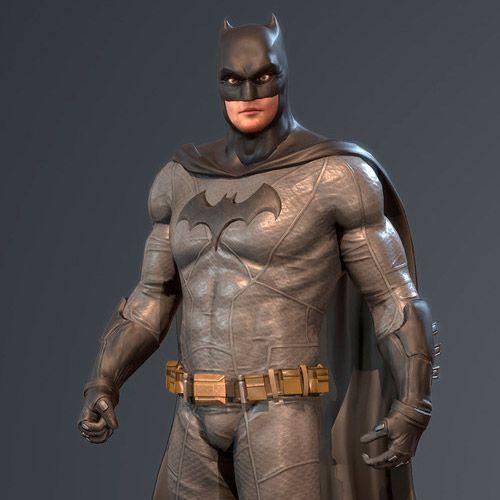 Batman Jesús Orgaz