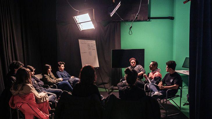 Equipamiento Audiovisual Avanzado