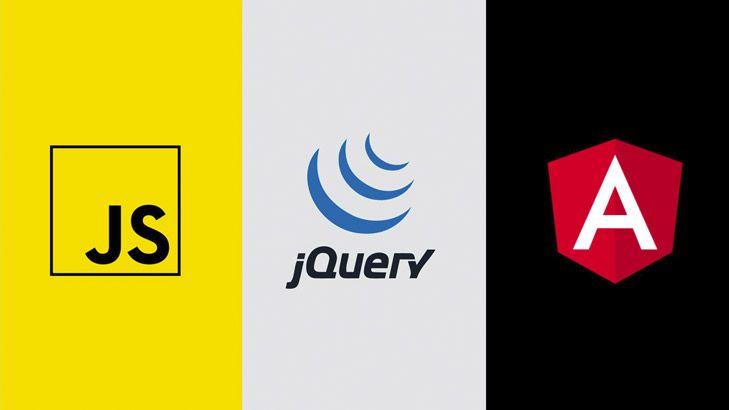 Javascript, Jquery y Angular